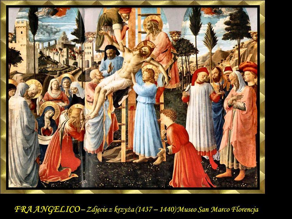 Pietro PERUGINO - The Galitzin Triptych (1481 – 1485) - National Gallery of Art, Washington