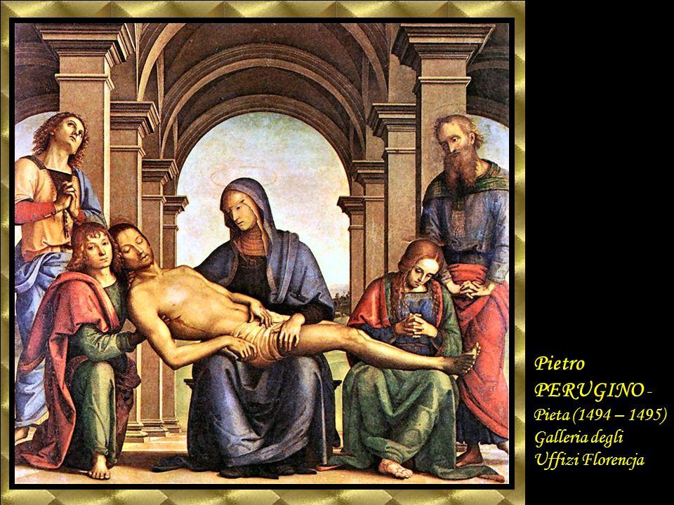 FILIPINO LIPPI – Zdjęcie z krzyża (1506) – Galleria dell`Academia Florencja