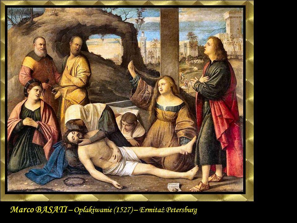 Luca SIGNORELLI – Opłakiwanie Chrystusa (1502) – Muzeum Diecezjalne Cortona