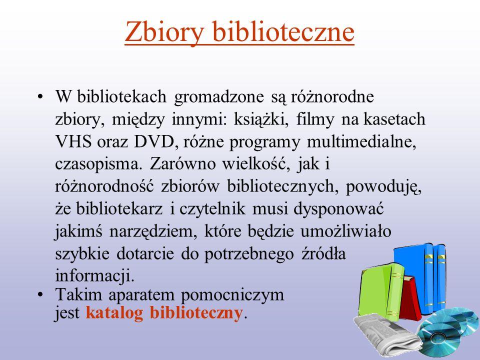 Znak klasyfikacji / Symbol działu Jest to oznaczenie liczbowe lub literowe, które określa, do jakiego działu należy dana książka (lub inne dzieło biblioteczne).