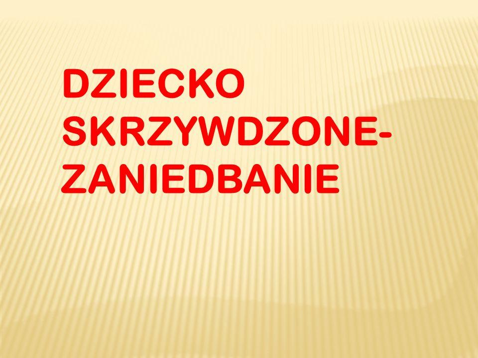 LITERATURA; -Brągiel Józefa Zrozumieć dziecko skrzywdzone -Jadwiga Raczkowska Nie bijemy, aby nie bili