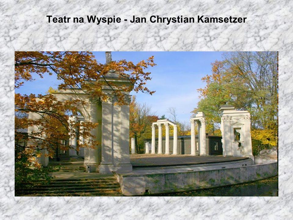 Teatr na Wyspie - Jan Chrystian Kamsetzer