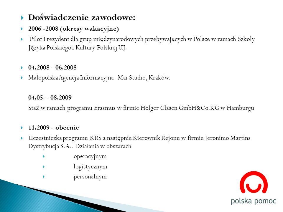 1.Uczestnictwo w programie Kobiecy Akcent: Spotkania z p.