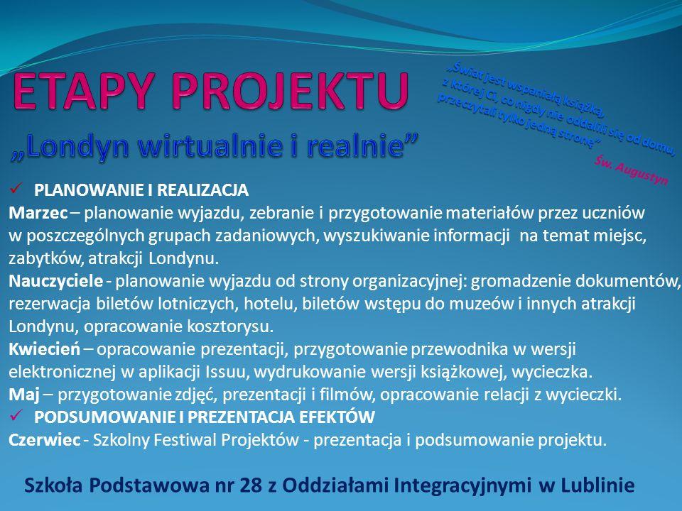 Szkoła Podstawowa nr 28 z Oddziałami Integracyjnymi w Lublinie