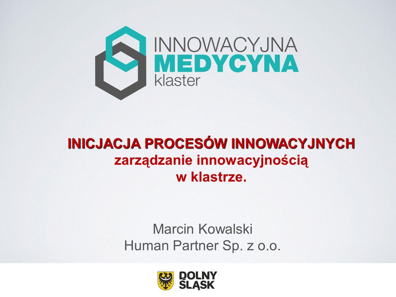 Struktura przedsiębiorstw w klastrach wg wielkości zatrudnienia Źródło: Benchmarking klastrów w Polsce – edycja 2012.Raport z badania, red.