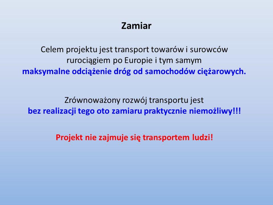 Unia Europejska Wizja rozwoju transportu jest wspierana Unią Europejską Tytuł Białej Księgi Strategia Transportu 2050.