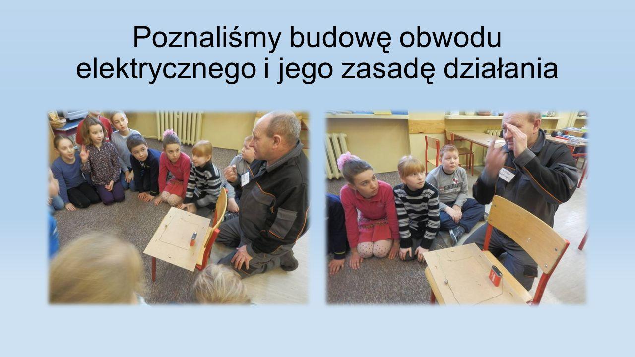 Dzieci miały obserwować żaróweczkę w obwodzie