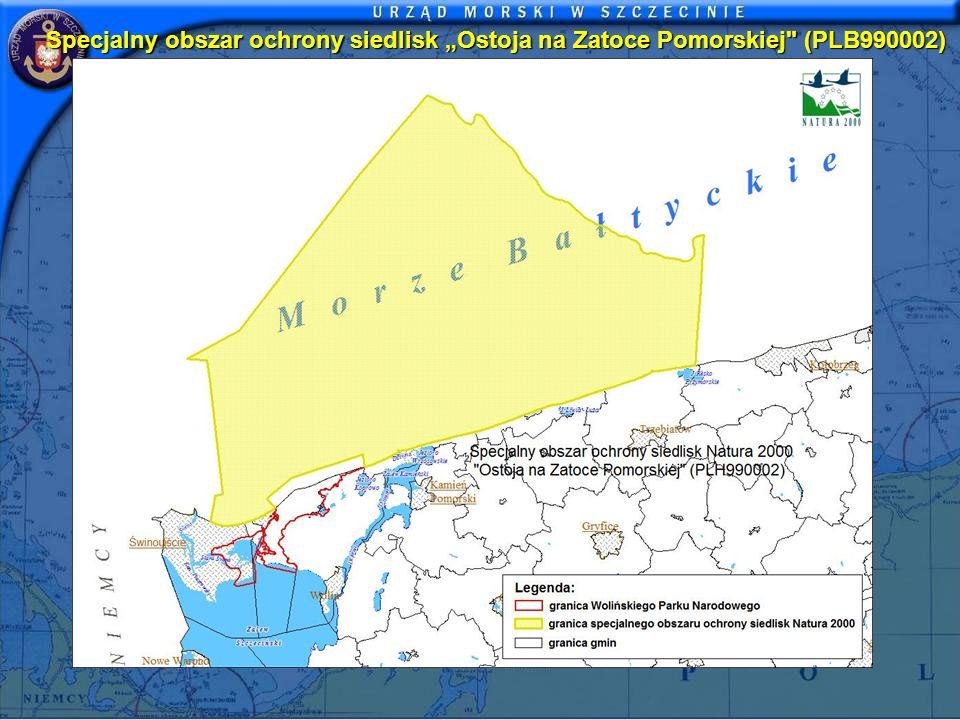 Specjalny obszar ochrony siedlisk Ostoja na Zatoce Pomorskiej