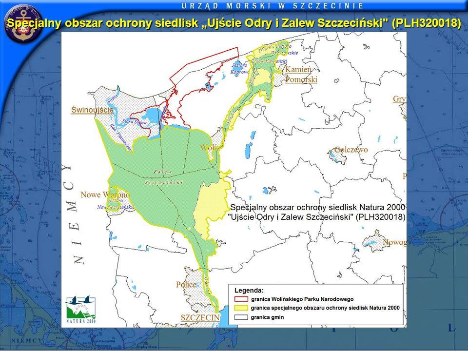 Specjalny obszar ochrony siedlisk Ujście Odry i Zalew Szczeciński