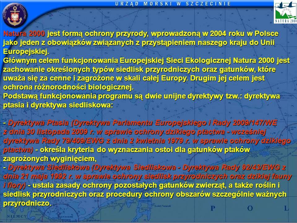 Obszar specjalnej ochrony ptaków Zalew Szczeciński (PLB320009) - Obszar specjalnej ochrony ptaków Zalew Szczeciński (PLB320009)