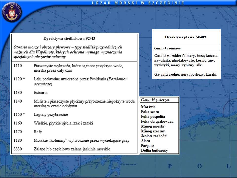 Specjalny obszar ochrony siedlisk Ostoja na Zatoce Pomorskiej (PLB990002)