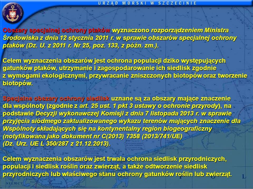 Specjalny obszar ochrony siedlisk Ujście Odry i Zalew Szczeciński (PLH320018)