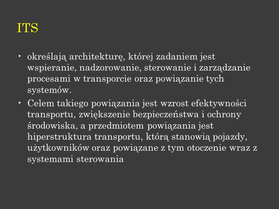 SYSTEM TELEMATYKI AUTOSTRADOWEJ W POLSCE rozwój transportu drogowego a szczególnie autostradowego w Polsce jest problemem priorytetowym.