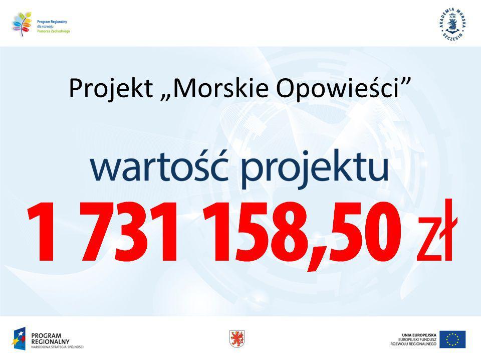 kosztów było współfinansowanych przez Unię Europejską z Europejskiego Funduszu Rozwoju Regionalnego w ramach Regionalnego Programu Operacyjnego Województwa Zachodniopomorskiego na lata 2007–2013