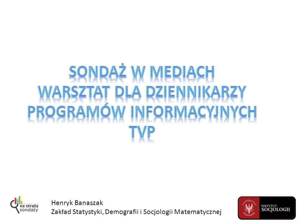 Henryk Banaszak Zakład Statystyki, Demografii i Socjologii Matematycznej