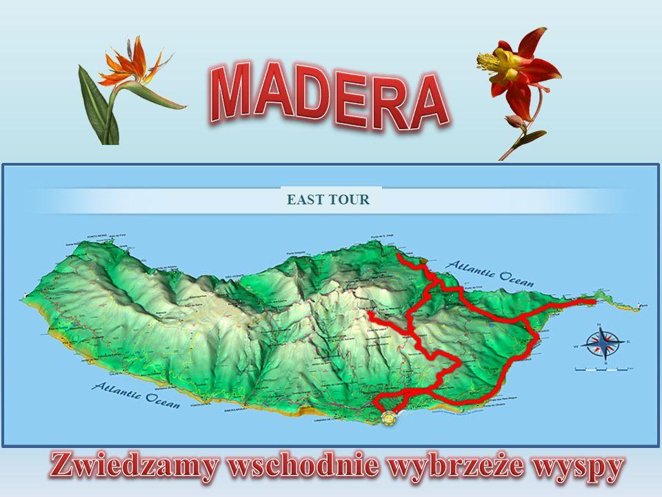 MACHICO jest starą, nadmorską miejscowością położoną na płd-wsch wybrzeżu wyspy.
