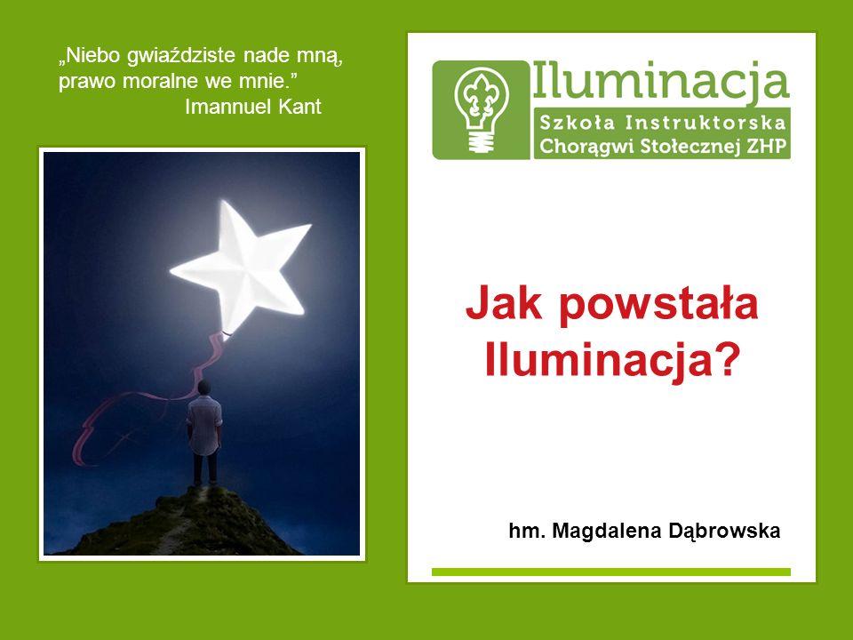 Jak powstała Iluminacja.hm.