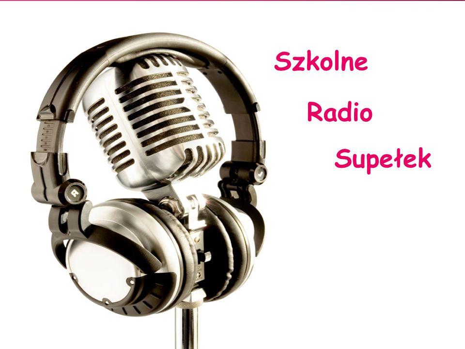 Szkolne Radio Supełek