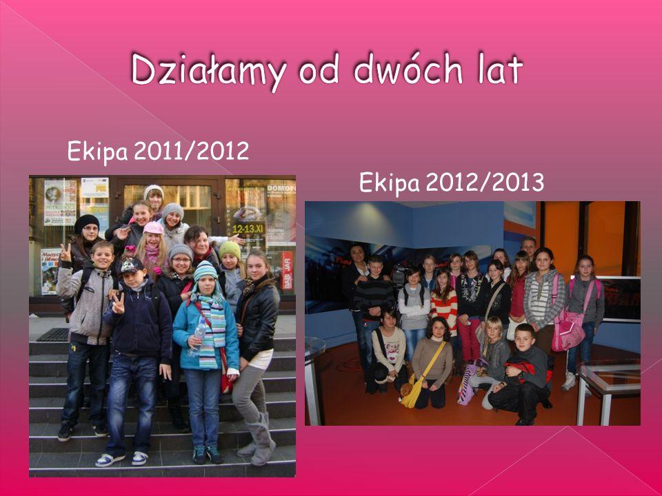 Ekipa 2011/2012 Ekipa 2012/2013