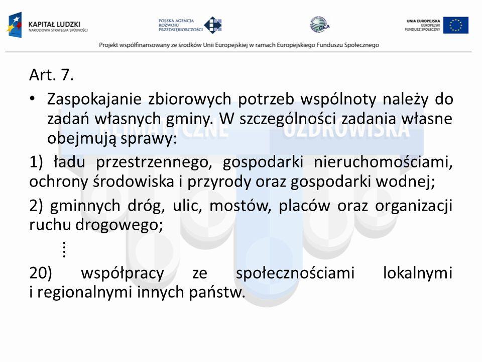 powierzenie zadań gminnych MPGK sp.z o.o.