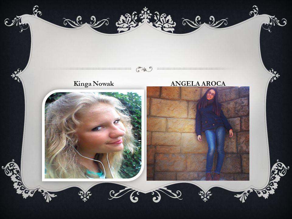 Kinga Nowak ANGELA AROCA