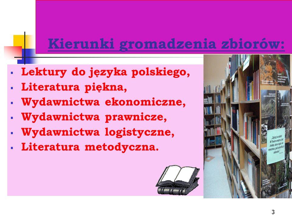 13 Tak wygląda nasza biblioteka