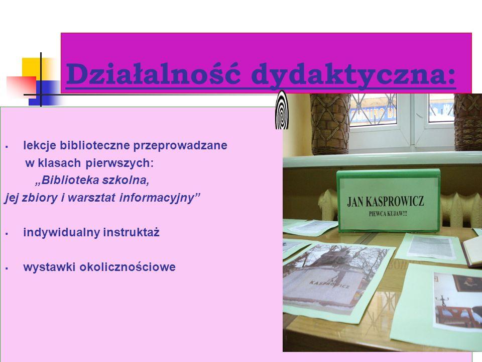 8 Działalnośćinformacyjna: Działalność informacyjna: - Porady biblioteczne, - Porady bibliograficzne, - Porady rzeczowe, - Porady tekstowe,