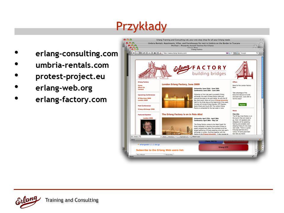 Przykłady erlang-consulting.com erlang-consulting.com umbria-rentals.com umbria-rentals.com protest-project.eu protest-project.eu erlang-web.org erlang-web.org erlang-factory.com erlang-factory.com