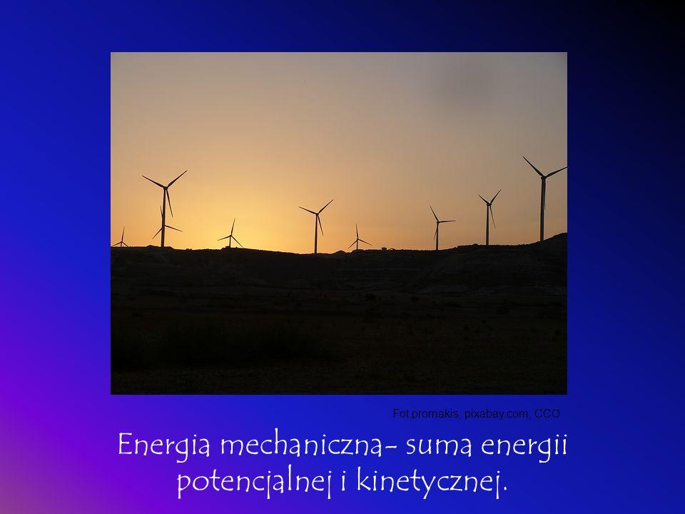 Wokół nas nieustannie coś się dzieje. To energia jest źródłem wszelkiej aktywności, każdego działania- zarówno na Ziemi jak i we Wszechświecie. Istnie