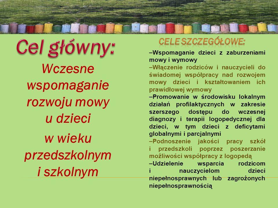 Dzieci opanowały w dobrym stopniu mowę polską.