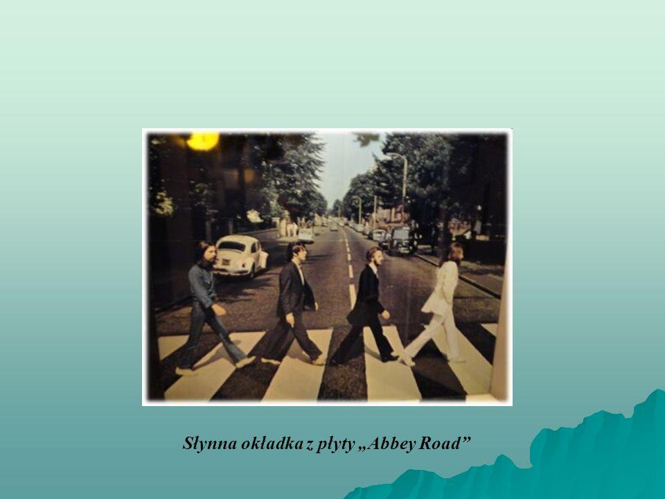 Słynna okładka z płyty Abbey Road