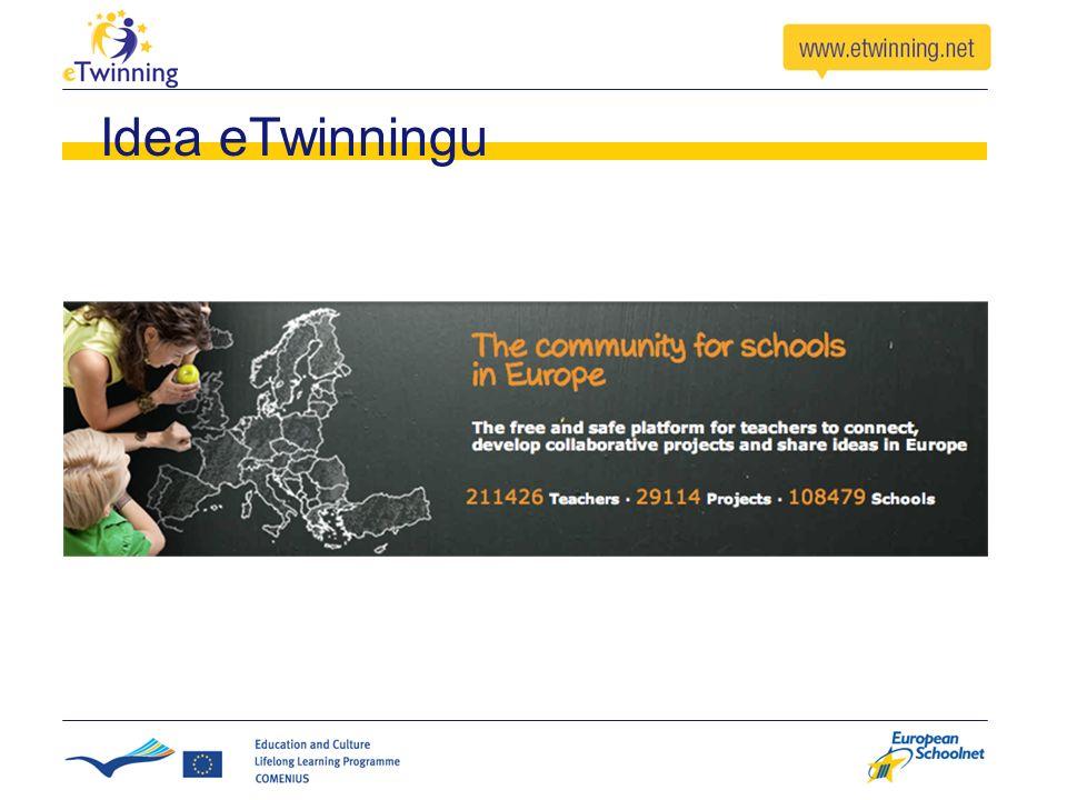 Idea eTwinningu