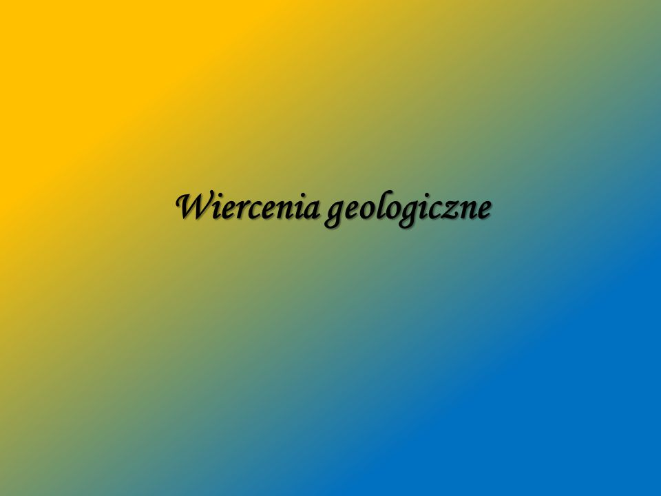 Polegają na przeprowadzeniu wstępnych prac projektowych, wykonaniu badań geologicznych oraz przedstawianiu wyników tych prac w dokumentacjach geologiczno-inżynierskich, ekspertyzach geotechnicznych, opiniach geotechnicznych oraz raportach środowiskowych.