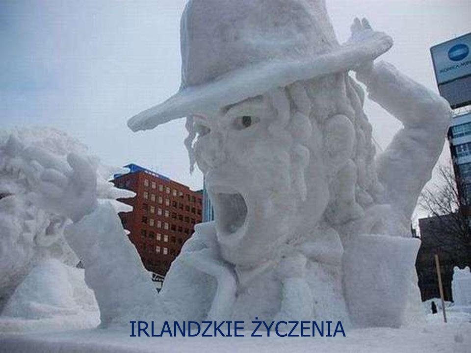 Z I M A WINTER Rzeźby śniegowe