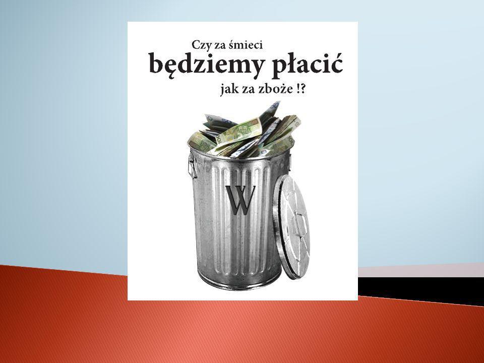 241 000 ton – tyle rocznie Wrocław produkuje śmieci 31 kg – tyle miesięcznie Wrocławianin produkuje śmieci (241000 ton/633 000 Wrocławian/ 12 miesięcy) Założenia