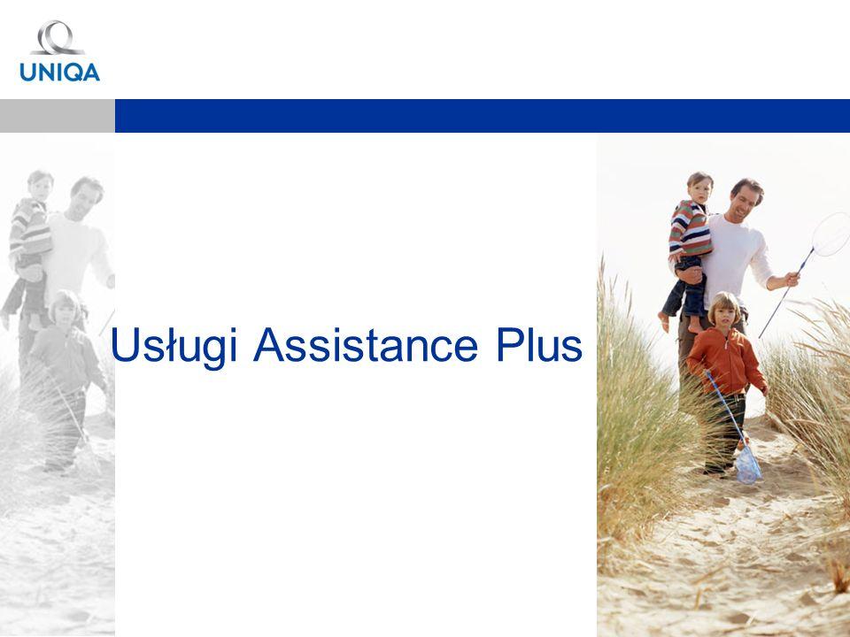 Slajd 38 Usługi Assistance Plus
