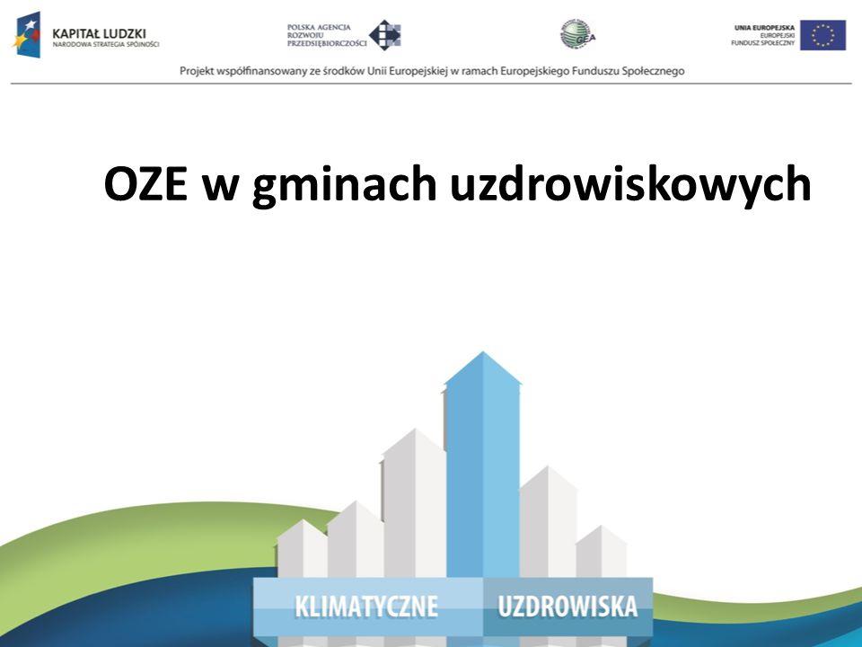 Sękowa Projekt Instalacja systemów energii odnawialnej na budynkach użyteczności publicznej oraz domach prywatnych na terenie gmin należących do Związku Gmin Dorzecza Wisłoki.