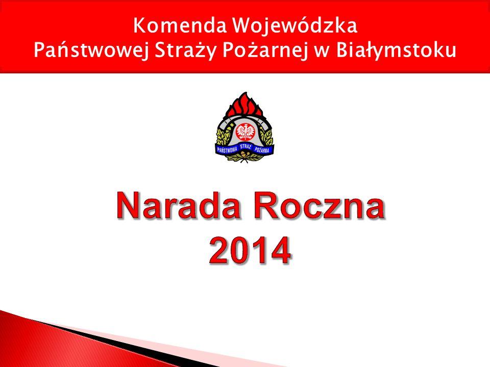 Komenda Wojewódzka Państwowej Straży Pożarnej w Białymstoku