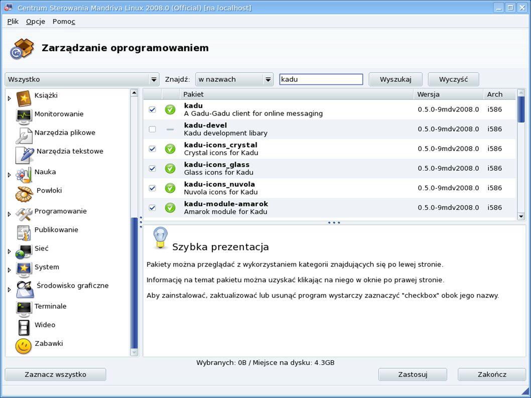 Centrum konfiguracji sieci W nowej wersji systemu zmienione zostało Centrum konfiguracji sieci.