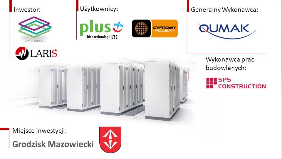 MSC (Mobile Switching Centre) - lokalizacja zawierająca kluczowe elementy i systemy sieci mobilnej DC (Data Center) – Centrum Przetwarzania Danych Podstawowe funkcje obiektu: