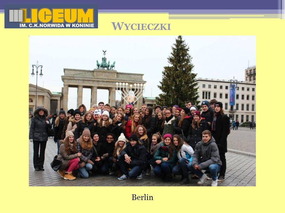 W YCIECZKI Berlin