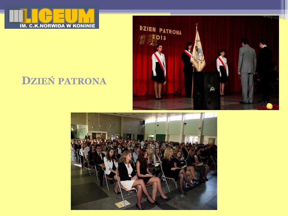 D ZIEŃ PATRONA