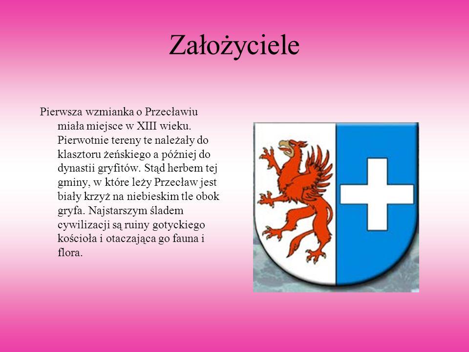 Przecław City Piotr Klimek przedstawia: Historia i okolica centrum Przecławia