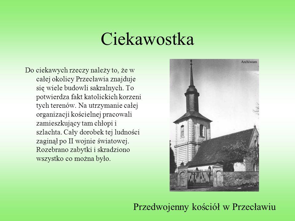 Założyciele Pierwsza wzmianka o Przecławiu miała miejsce w XIII wieku. Pierwotnie tereny te należały do klasztoru żeńskiego a później do dynastii gryf