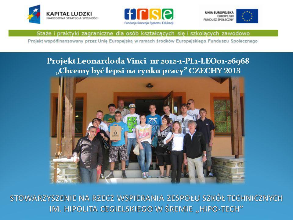 Pobyt w Czechach jest dobrym początkiem do zrobienia kariery zawodowej.