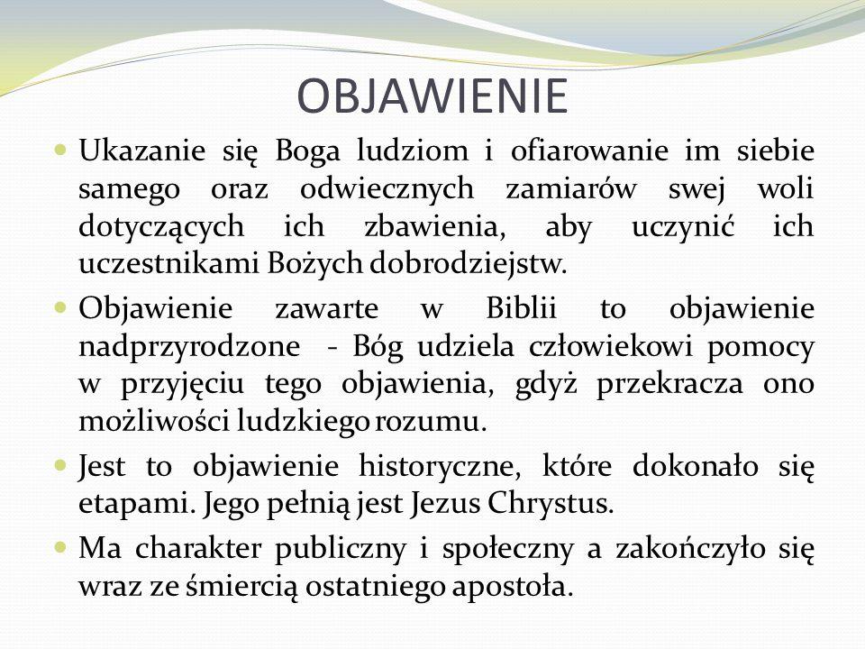 AUTORSTWO BIBLII Występuje mnogość rodzajów literackich, stylów językowych a nawet warstw redakcji – wielość autorów.