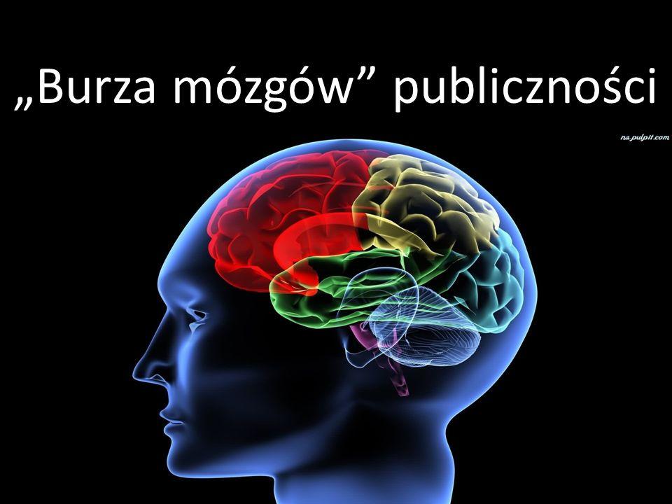 Burza mózgów publiczności