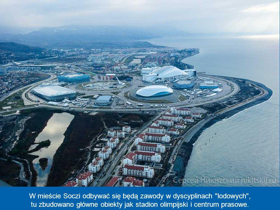 Rosja wydała na organizację zimowej olimpiady astronomiczną wprost sumę 50 mld dolarów. To absolutnie najdroższe igrzyska w całej historii sportu olim