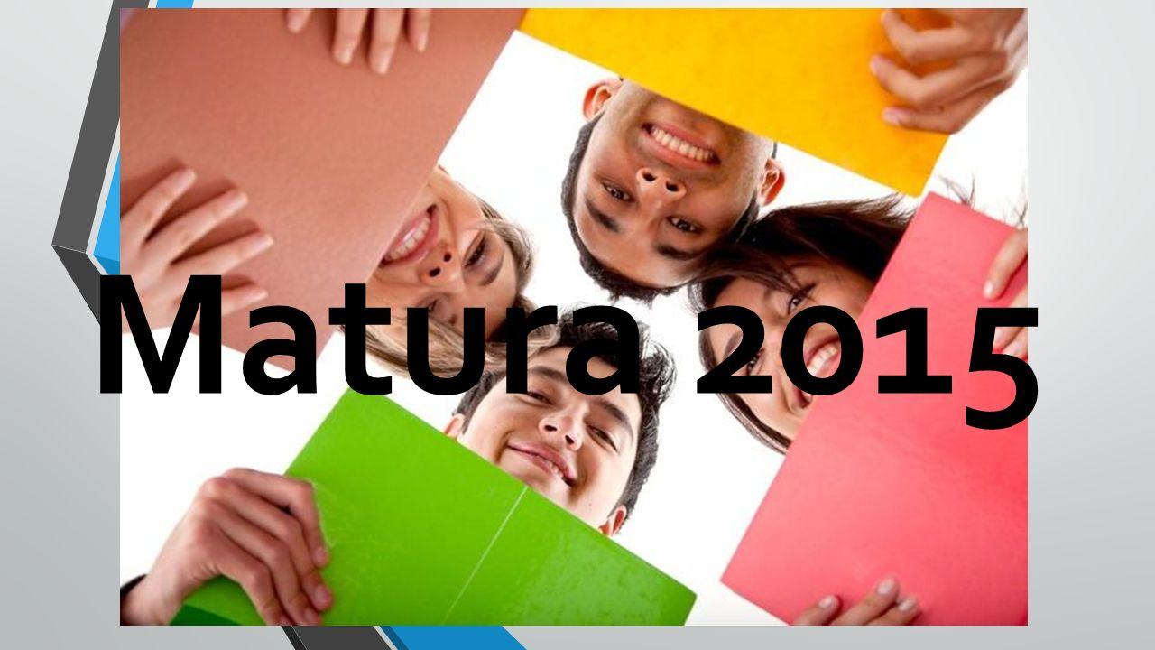 Egzamin maturalny obowiązujący od 2015 roku w nowej formule rozstrzyga, czy maturzysta zdał maturę, oraz ocenia jego umiejętności dla celów rekrutacyjnych w szkołach wyższych.
