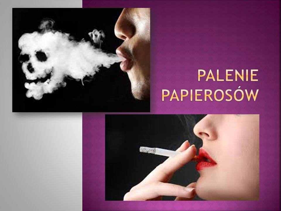 odległe skutki palenia tytoniu -choroby układu krążenia -nowotwory -choroby płuc -choroby jamy ustnej